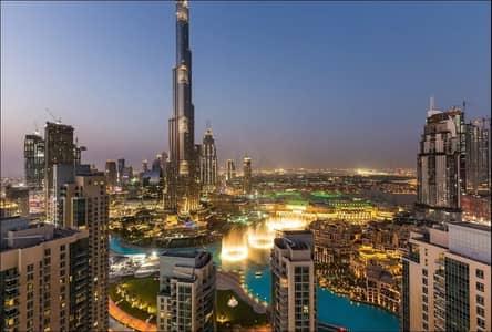 2 Bedroom Flat for Sale in Downtown Dubai, Dubai - Burj and Fountain Views | 29 Blvd Apartment in Downtown Dubai