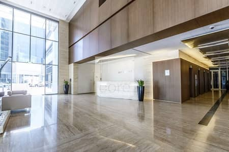 Office for Rent in Business Bay, Dubai - Fitted office close to metro in Westburry