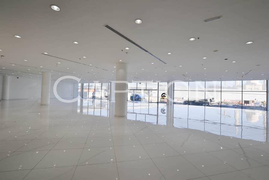 2 READY FITTED SHOWROOM. Sheikh Zayed road