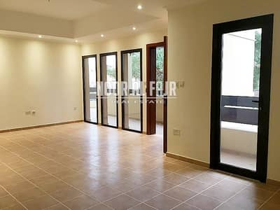 12chq/ 1 month free/ 2 bedroom first floor villa in Shorooq