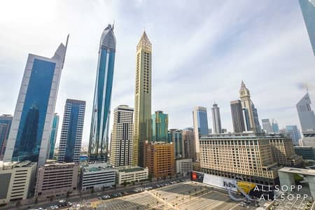 2 Bedroom Apartment for Rent in DIFC, Dubai - Two Bedrooms | DIFC Views | Large Layout