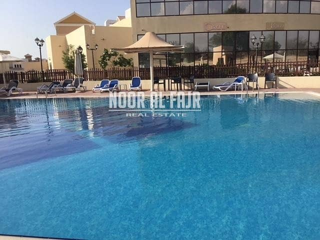 13 3 bedroom villa with maids room 1 month free/ 12chq./no commission Shorooq