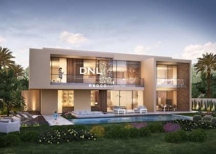فیلا 7 غرفة نوم للبيع في دبي هيلز استيت، دبي - Stunning 7 BR Villa | Golf Course View | Post Handover Payment Plan