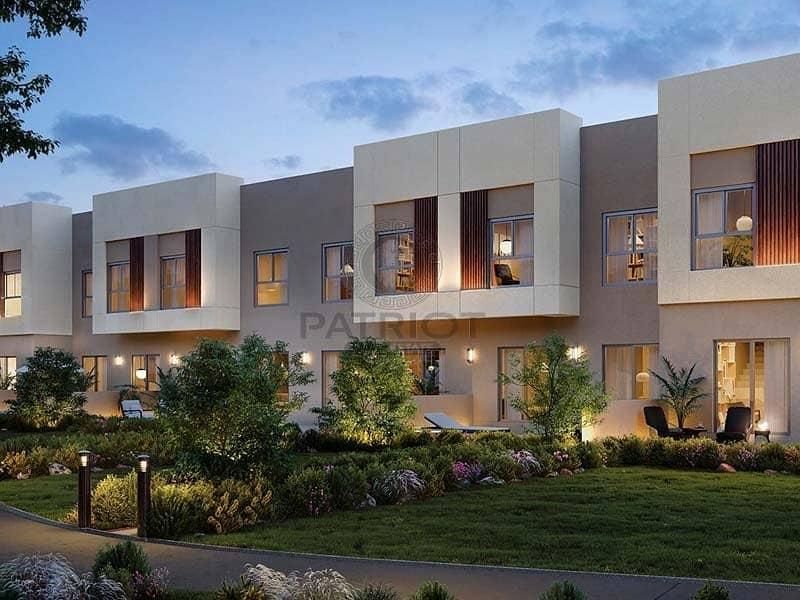 2 3B villa for sale in Dubai Villanova La Rosa