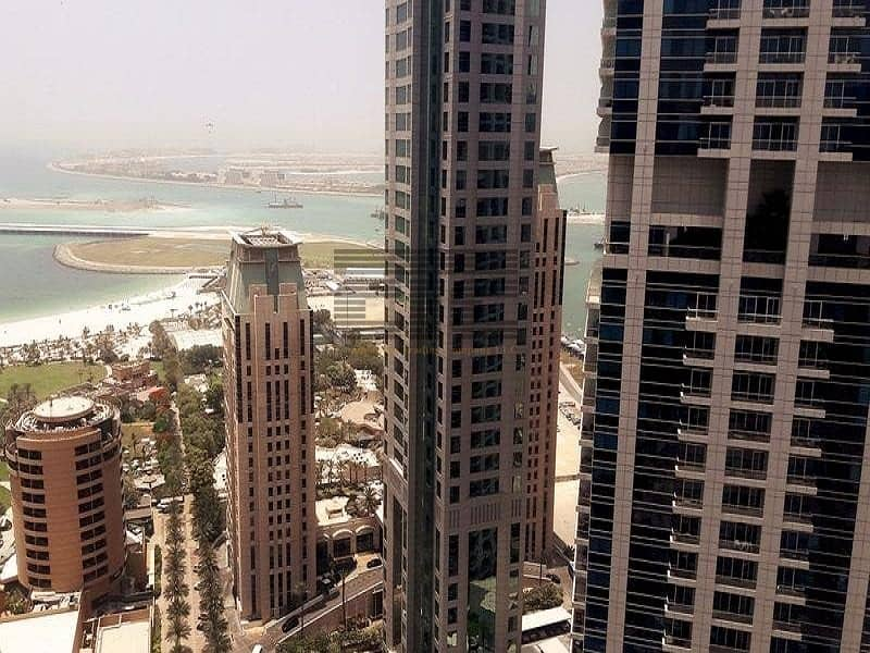 9 Extremely spacious 2 bhk in skyview tower marina