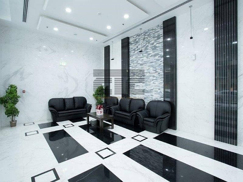 16 AMAZING BRIGHT 2 BHK  IN MAJESTIC TOWER