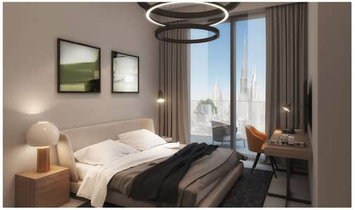 فلیٹ 1 غرفة نوم للبيع في مدينة محمد بن راشد، دبي - Instalment Over 5 years After Position