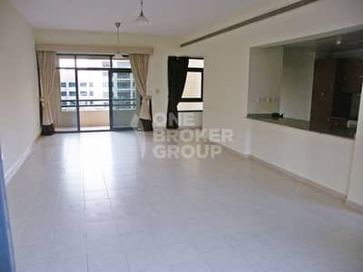 2 Bedroom Apartment for Rent in The Views, Dubai - 4 CHEQUES Large 2 BR plus Study Close to Shops