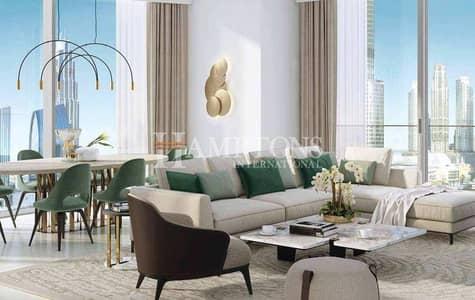 فلیٹ 2 غرفة نوم للبيع في وسط مدينة دبي، دبي - Elegant 2BR   Burj Khalifa & Fountain views
