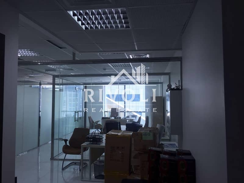 For Rent Fitted Office in Regal Tower, Business Bay | Bayut com