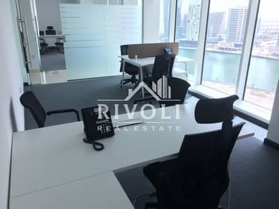 Fully Service Office in Burlington Tower, Business Center for Rent |  Bayut com