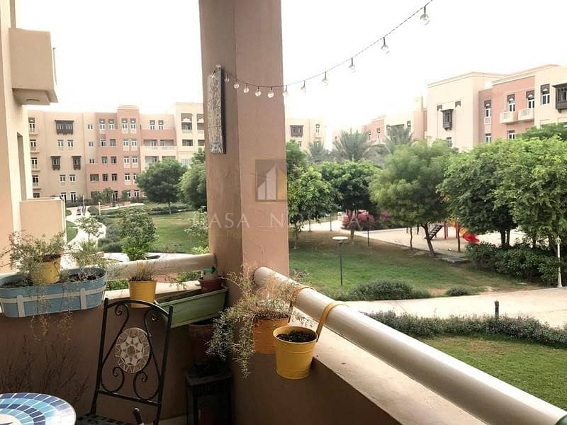 10 Vacant onTransfer 3BR+M Garden/Pool View