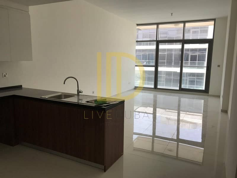 2 1 Bed 55K 4 Chqs in Damac Hills Orchid B Golf Course View HL