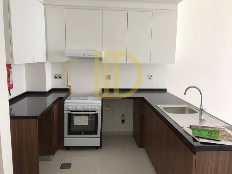 14 1 Bed 55K 4 Chqs in Damac Hills Orchid B Golf Course View HL