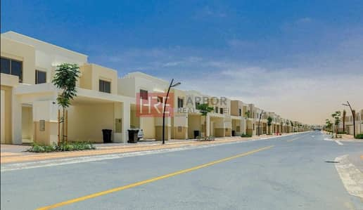 3 Bedroom Townhouse for Rent in Town Square, Dubai - Brand New Townhouse  Type 6  Ready to Move in