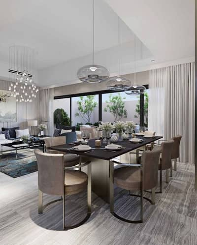 2 Bedroom Villa for Sale in Meydan City, Dubai - Book now to take advantage of the payment plan in MBR monthly installments over 8 year