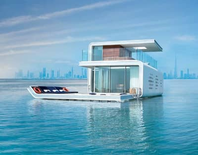 2 Bedroom Villa for Sale in The World Islands, Dubai - villa under water  with guaranteed  ROI for 10 years