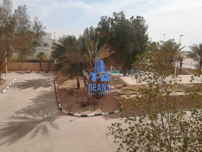 2 3 BR+M Modern Villa in Shakhbout City (Khalifa B)