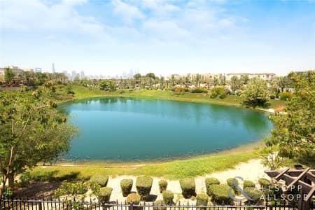 فیلا 4 غرفة نوم للبيع في جزر جميرا، دبي - EF Villa | Upgraded | City Skyline View