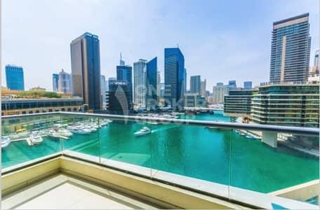 Spectacular Marina view on High floor 1 BR