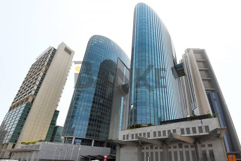 Office | Emirates Financial Towers | 20 parking