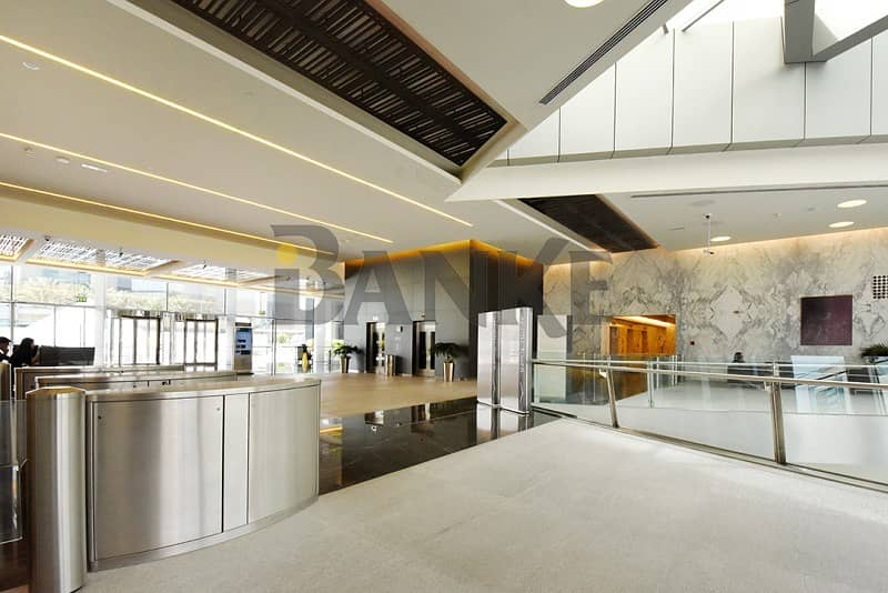 2 Office | Emirates Financial Towers | 20 parking