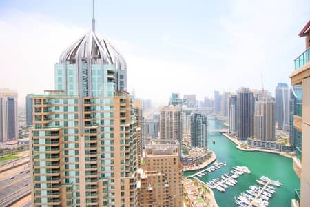 1 Bedroom Apartment for Rent in Dubai Marina, Dubai - Upgraded Kitchen | Unfurnished | 1BR