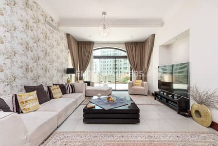 شقة 3 غرفة نوم للبيع في نخلة جميرا، دبي - Peaceful| Family Home I Type B |Maids room