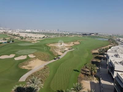 Studio for Rent in DAMAC Hills (Akoya by DAMAC), Dubai - LUXURY FURNISHED Studio- Full golf views