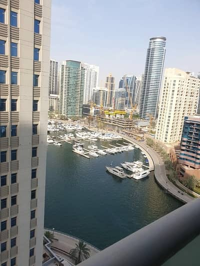 3 Bedroom Flat for Sale in Dubai Marina, Dubai - Vacant  3 Bedroom  Marina view  With Balcony