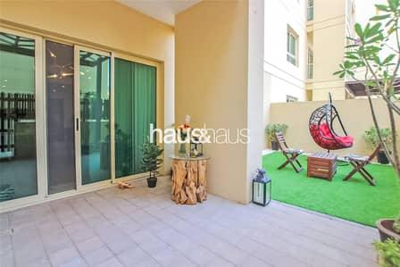 شقة 1 غرفة نوم للبيع في الروضة، دبي - 1 Bed With Courtyard | Rare Unit | Great Unit