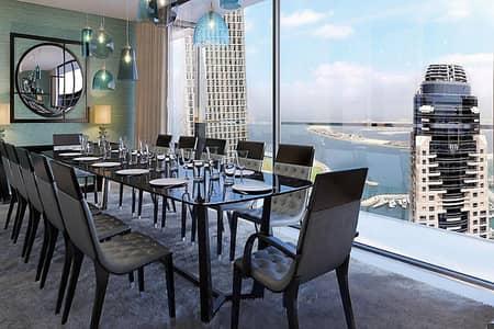 بنتهاوس 4 غرفة نوم للبيع في دبي مارينا، دبي - Penthouse | 4BR+Maid | No DLD | 5 Years Post Handover