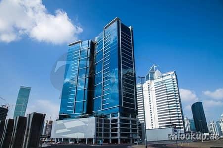 مکتب  للايجار في مدينة ميدان، دبي - METROPOLIS TOWER/HALF FLOOR/PANORAMIC VIEWS