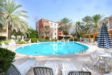 Studio for Sale in Green Community, Dubai - Garden Apartment   Vacant On Transfer