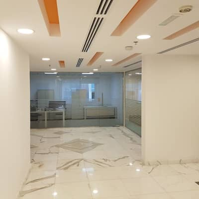 Office for Rent in Tourist Club Area (TCA), Abu Dhabi - Very Attractive Price AED 80 K - Spacious Office Spaces in Commercial Building