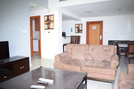 1 Bedroom Apartment for Rent in The Greens, Dubai - Chiller Free | Furnished | Courtyard | 1060SQFT