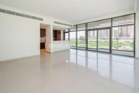 فلیٹ 3 غرفة نوم للايجار في دبي هيلز استيت، دبي - Park and Pool View | Best Unit | Handover in June