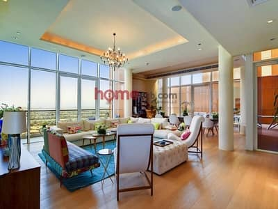 4 Bedroom Penthouse for Sale in Palm Jumeirah, Dubai - Full Sea-Atlantis Views
