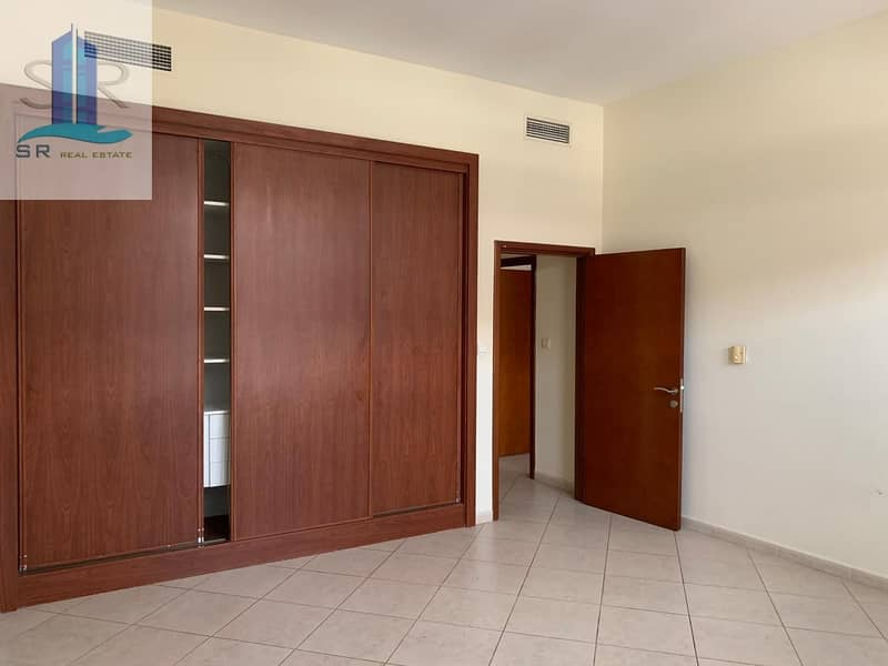 Amazing Offer Large Size Two Bedroom With Big Trace  Courtyards View