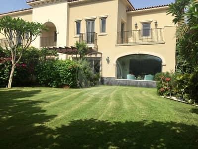 3 Bedroom Villa for Rent in Saadiyat Island, Abu Dhabi - Best landscaped garden? Call to view!