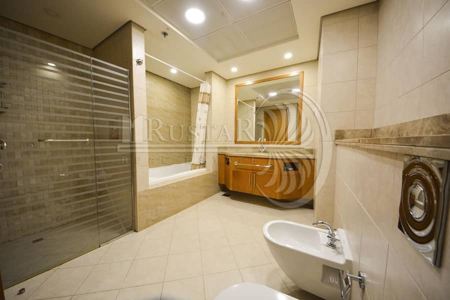 11 High Floor - Dubai Eye and Sea View 3B/R+ Maid for sale.
