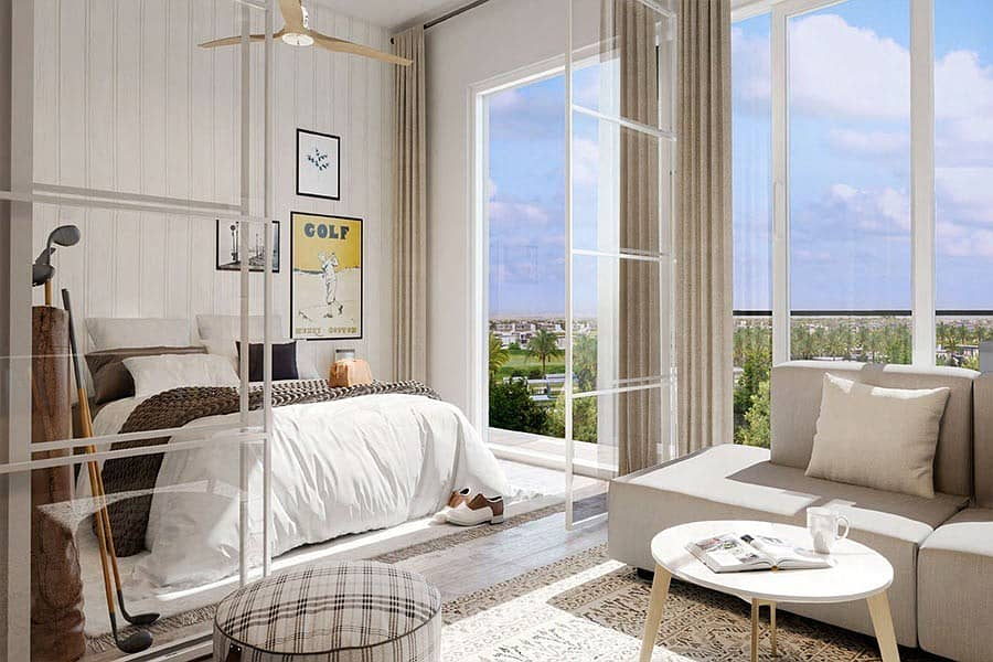 1 bed Apartment In Golf Ville Dubai Hills by Emaar