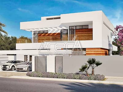 5 Bedroom Villa for Sale in Yas Island, Abu Dhabi - Hot Deal! Stunning Brand New 5 Bed Villa in West Yas for Sale