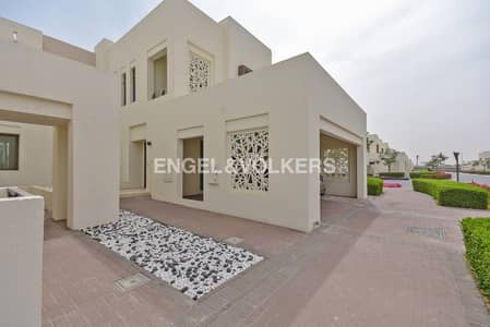 Best Offer | 3BR + Study Villa | Single Row