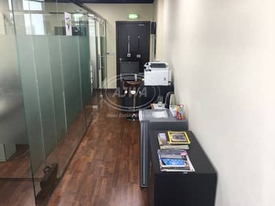 Office for Rent in Business Bay, Dubai - Fully Fitted Office for rent in Park Lane Tower
