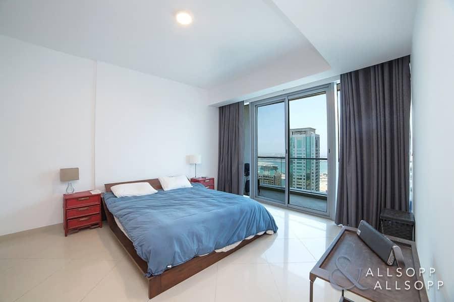 10 1 Bedroom | Study | High Floor | Sea Views