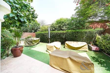 تاون هاوس 4 غرفة نوم للبيع في جرين كوميونيتي، دبي - EXCLUSIVE | Upgraded | Backing Pool