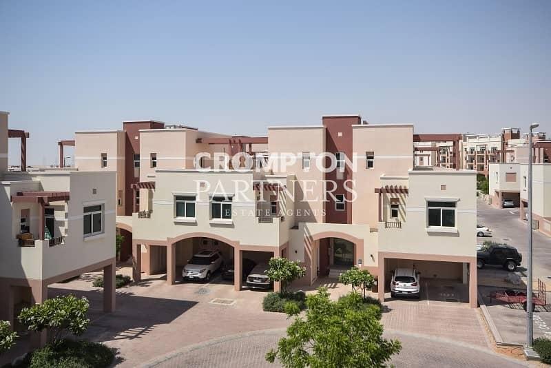 10 Terraced Studio for  Sale in  Al Ghadeer