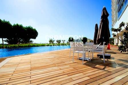 شقة 1 غرفة نوم للايجار في مدينة زايد الرياضية، أبوظبي - Stylish and Bright Apartment