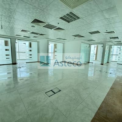 Large Office Space with Smart Technology